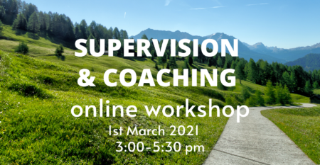 International Supervision and Coaching Programme